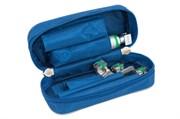 Ларингоскоп для экстренной медицины ЛЭМ-02/ВО волоконно-оптический универсальный (2 рукояти+4 клинка)